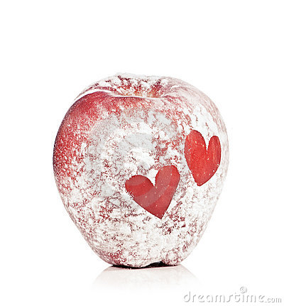 Saint Valentine s Day apple