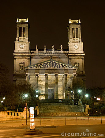 Saint-Vincent-de-Paul Church, Paris