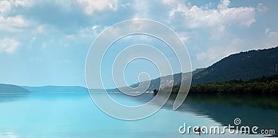 Sainte Croix Lake
