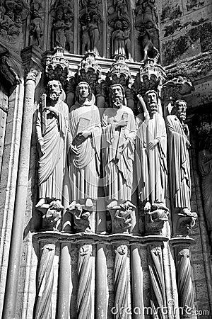 Saints figures