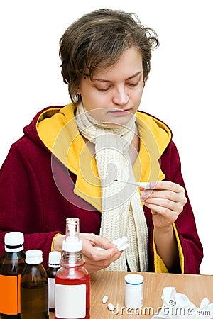 Saison de froid et de grippe