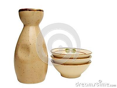 Sake dishes