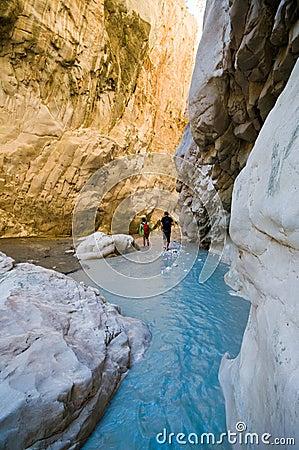 Free Saklikent Gorge In Southern Turkey Stock Photo - 6872840