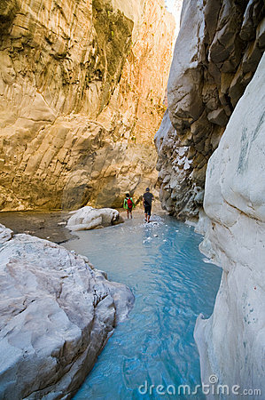 Saklikent Gorge in southern Turkey