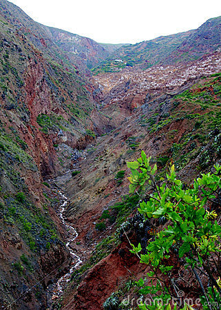 Sakral dal för incas
