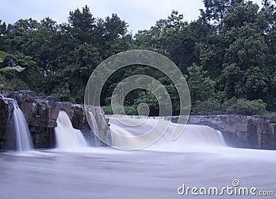 Sakunothayaan waterfall,phitsanulok,thailand