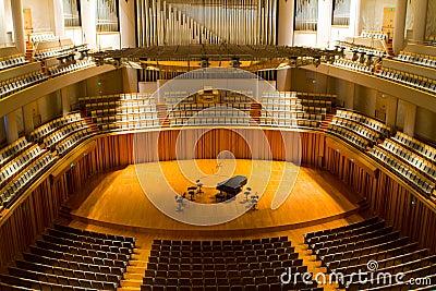 Sala de concertos