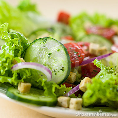 Free Salad Royalty Free Stock Images - 11223309