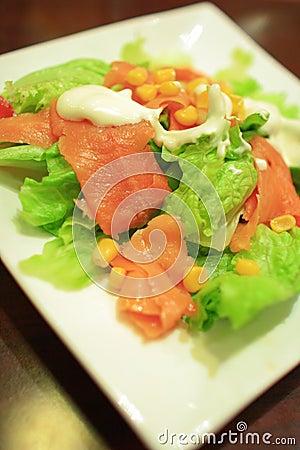 Free Salad Stock Photography - 12459432