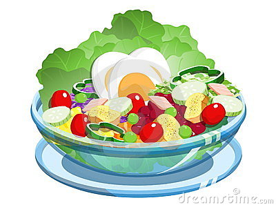 Clip Art Salad Clip Art salad bowl stock illustrations 928 vectors clipart dreamstime