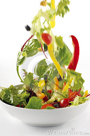 Free Salad Royalty Free Stock Image - 7115376