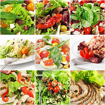 Free Salad Stock Photos - 8466363