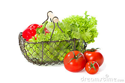 Salad Basket