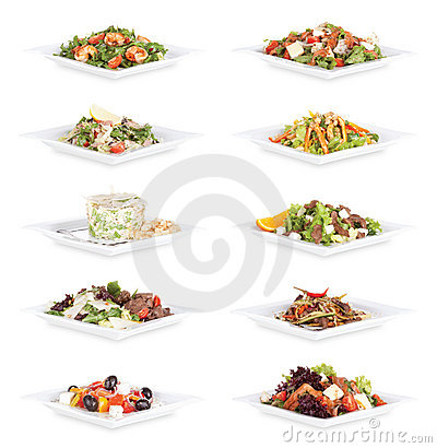Free Salad Food Royalty Free Stock Photography - 22475337