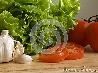 Salad ingredients II