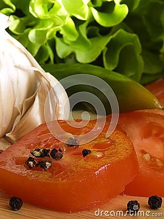 Salad ingredients IV