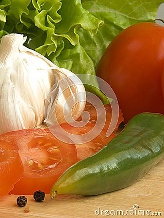 Salad ingredients VII