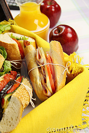 Salad Roll Picnic