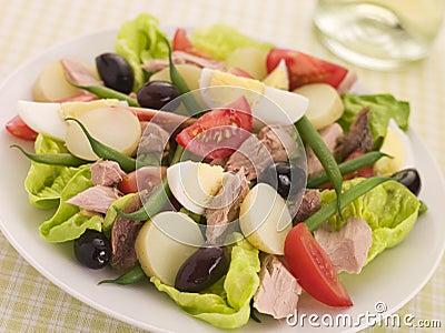 Salad of Tuna Nicoise