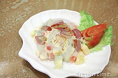 Salada de fruto