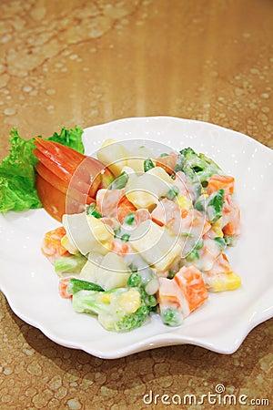 Salade de Nicoise