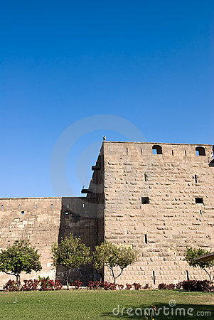 Free Saladin Citadel Of Cairo Egypt Royalty Free Stock Photos - 12615148