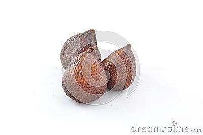Salak Salacca zalacca fruit