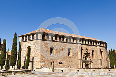 Salamanca - Convento de las Dueñas