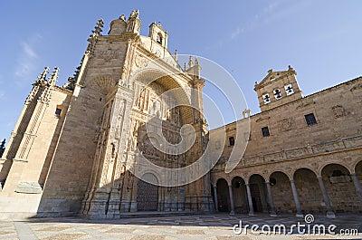 Salamanca. San Esteban s Convent