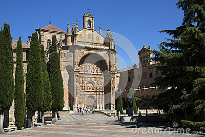Salamanca - Spain Editorial Photography