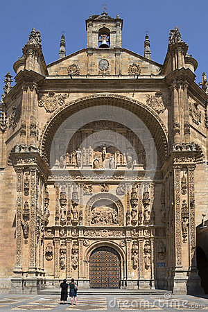 Salamanca - Spain Editorial Image