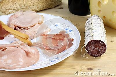 Salami various