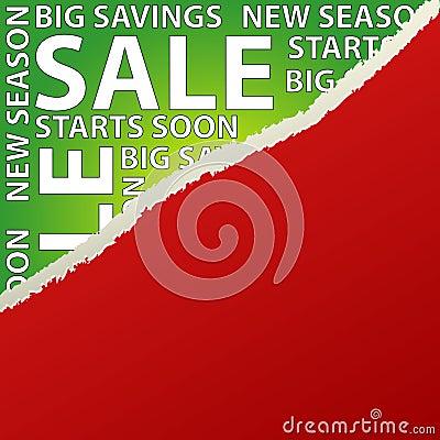 Sale Advert