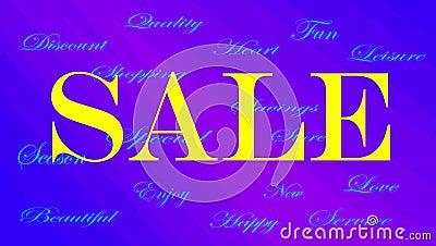 Sale banner ad