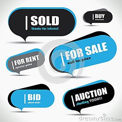 Sale bubble set