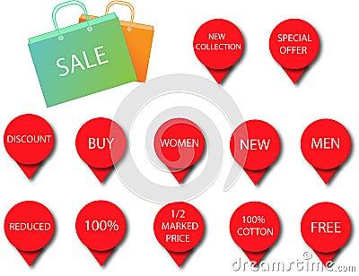 Sale icons 3