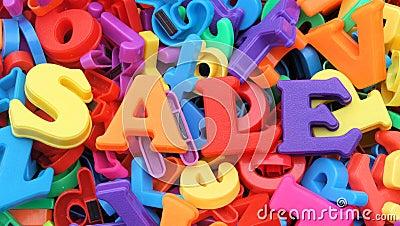 Sale letters