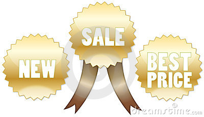 Sale, new and best price gold badge set