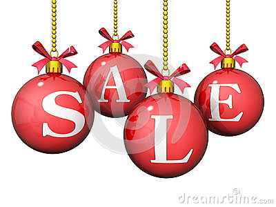 Sale Ornaments
