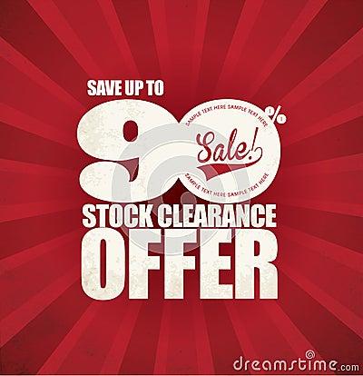 Sale Promotion Poster