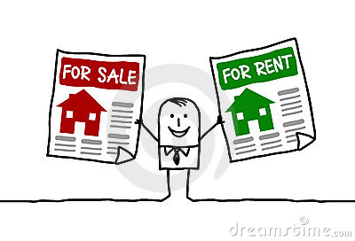 For sale & for rent