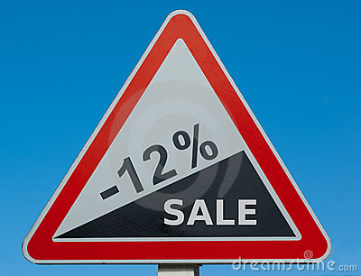 Sale Sign Royalty Free Stock Image - Image: 13720406