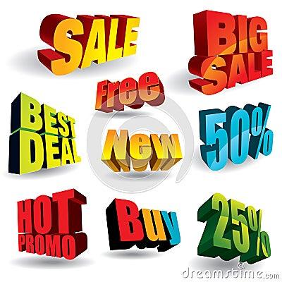 Sale slogans
