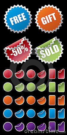 Free Sale Tag Stock Photography - 13848112