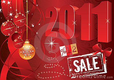 Sale Vector Promotional Elements Set 2011