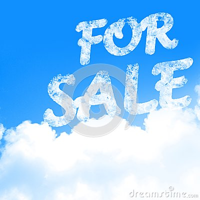 (for) sale