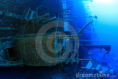 Salem Express shipwreck in the Red Sea