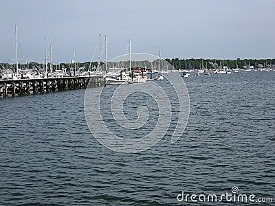 Salem, MA Harbor