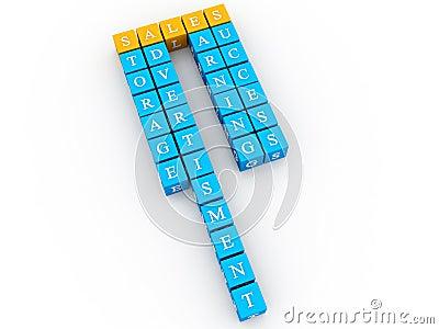 Sales Crossword