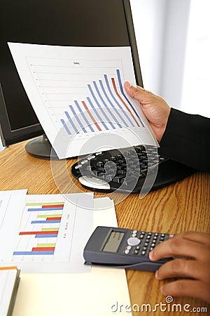 Free Sales Figures Stock Photos - 4798123